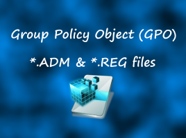 Create ADM file for GPO - change date format