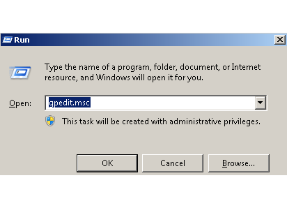 gpedit-Group Policy Management