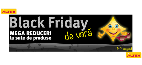 nebunia promotiilor-altex black friday de vara