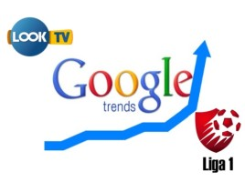Look TV online Liga 1 vs Google Search