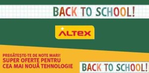nebunia promotiilor-Altex back to school