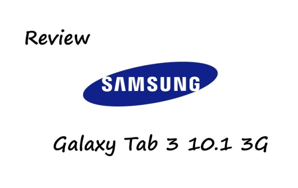 review Samsung Galaxy Tab 3 10.1 3G