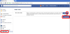 stop autoplay video on facebook