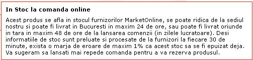 iPhone 6 la emag, MarketOnline