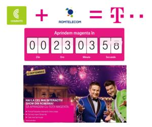 Romtelecom si COSMOTE se unesc si devin Telekom Romania