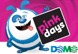 domo pink days de toamna