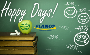 Nebunia Promotiilor Flanco Happy Days de toamna
