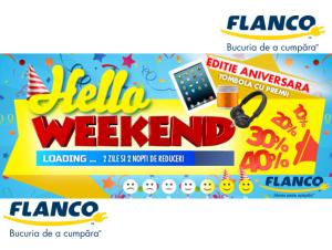 nebunia promotiilor Flanco hello weekend ep2
