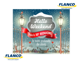 flanco hello weekend ss