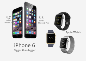 iPhone 6 si Apple Watch s-au lansat