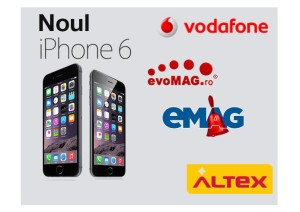iPhone 6 la emag