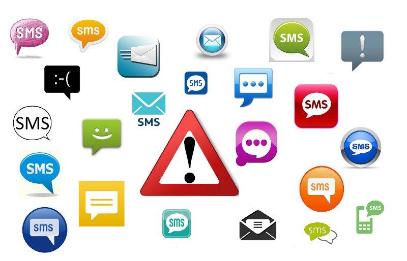 Atentie la SMS-urile pe care le primiti!