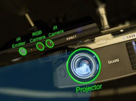 Microsoft RoomAlive - camera de joaca ideala