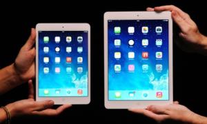 iPad Air 2 si iPad Mini 3 lansare