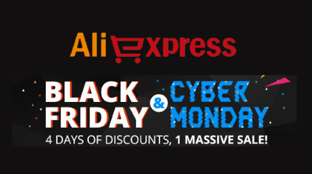 Black Friday International AliExpress