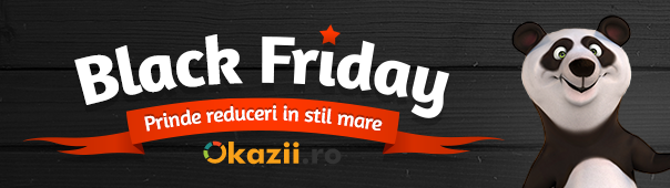 Vrei super Okazii Black Friday 2014?