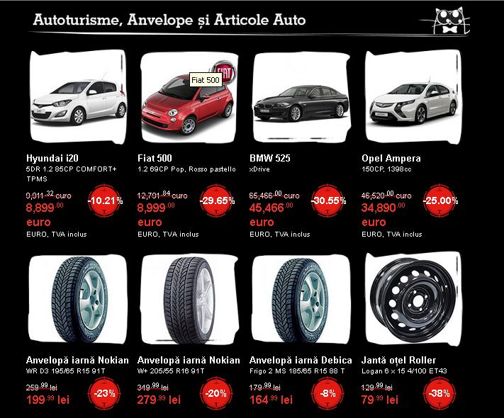 catalog emag black friday 2014 auto