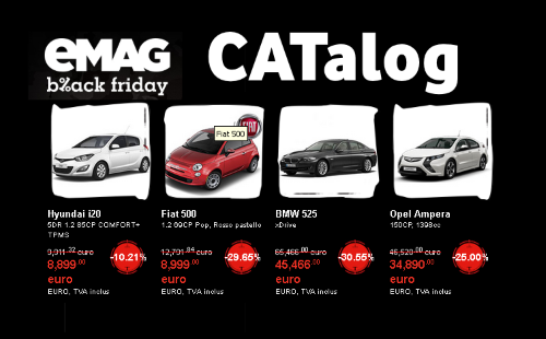 Catalog Emag Black Friday 2014