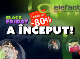 START Elefant Black Friday 2014