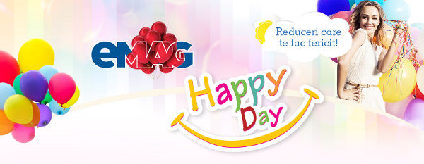 Emag Happy Day