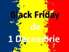 Reduceri de 1 Decembrie la Evomag MarketOnline