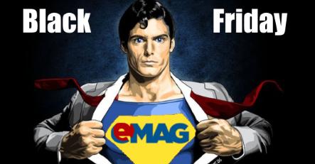 Emag Black Friday - Super Organizare pentru editia din 2014