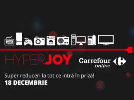 Joi e Hyper Joy cu reduceri la Carrefour-Online ss