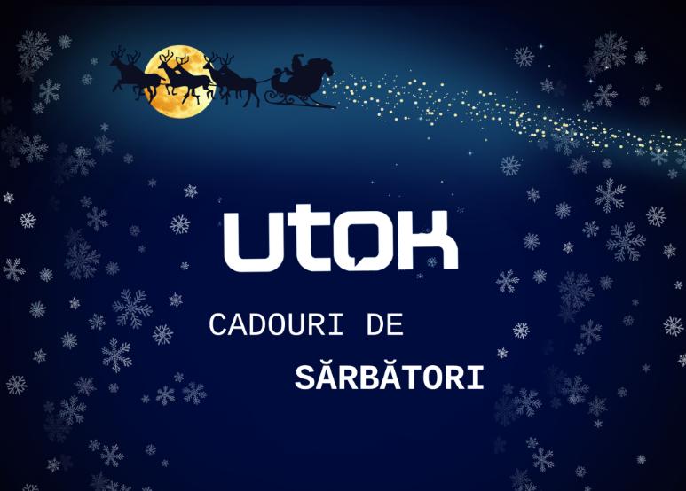 Reduceri la Utok pentru Cadouri de Sarbatorii! ss