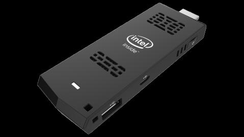 CES 2015 la final dupa patru zile pline Intel Compute Stick