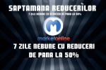 Saptamana reducerilor la MarketOnline ss