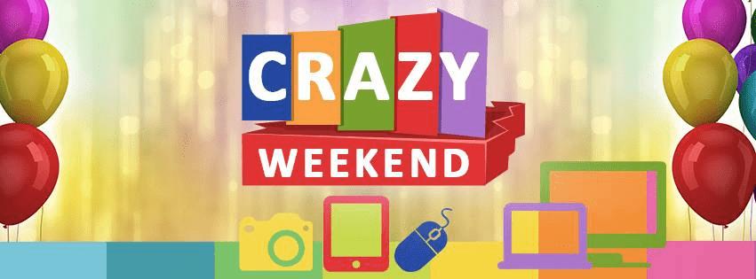evoMAG Crazy Weekend cu reduceri de pana la 82%!