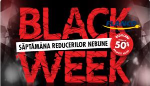 Flanco Black Week cu reduceri nebune 10-17 August!