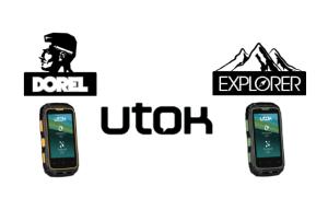 Telefon rezistent pentu Dorel de la Utok - socuri, apa si praf (rugged)