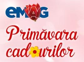 Reduceri de 1Martie la eMAG cu martisoare inspirate!1