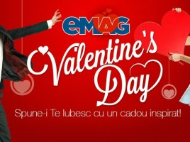 Valentine's Day la eMAG - 2015
