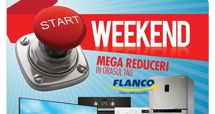 flanco start weekend cu mega reduceri ff
