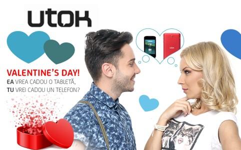 reduceri de Valentine's Day la UTOK