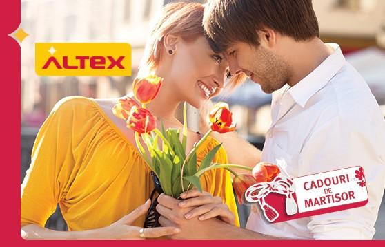 Altex reduceri de primavara pentru 8 martie! ff