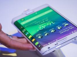 Lansare Samsung Galaxy S6 si Edge Live Stream