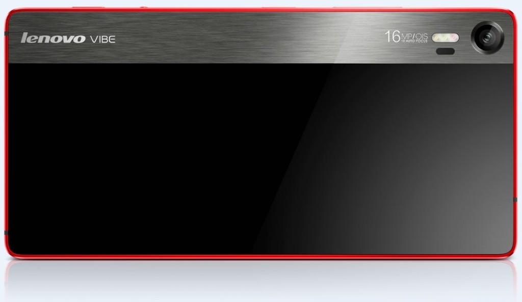 MWC2015 Lenovo a lansat VIBE Shot primul camera-smartphone 2 in 1