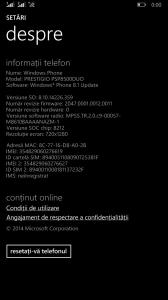 Review Prestigio 8500 DUO4 setup