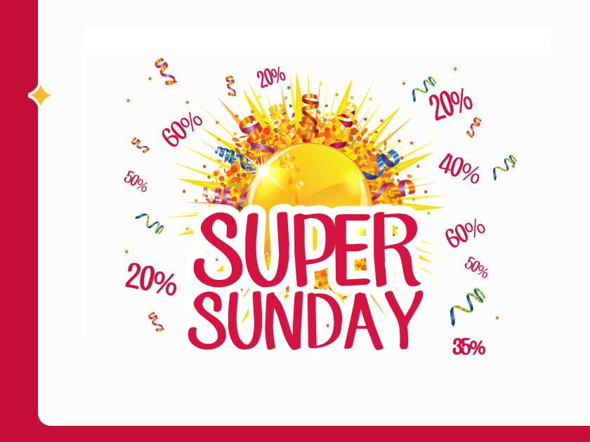 Altex super sunday 1