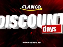 Flanco Discount Days 4 zile cu super reduceri de pana la 70%