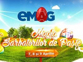 Magia sarbatorilor de Paste la eMAG1
