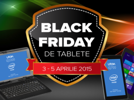 Utok Black Friday la Tablete ss