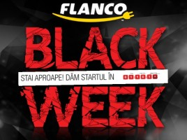 Vezi Flanco Black Week cu reduceri nebune