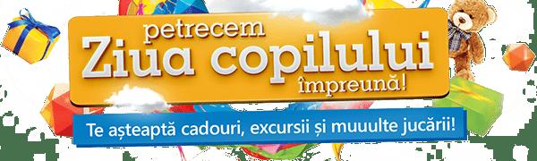 Campanie eMAG de 1 Iunie-Petrecem Ziua Copilului impreuna!