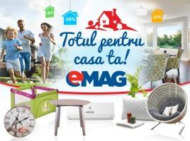 Totul pentru casa ta - o noua campane marca eMAG ss