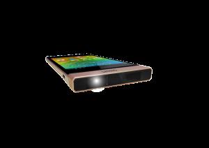 Lenovo Tech World-Smartwatch Magic View cu doua ecrane si Smartphone SmartCasta cu video proiector