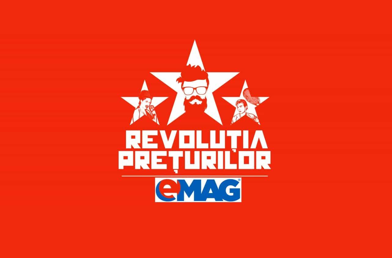 Revolutia Preturilor la eMAG maine 22 Septembrie 2015